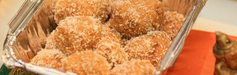 Burfi de noix de coco