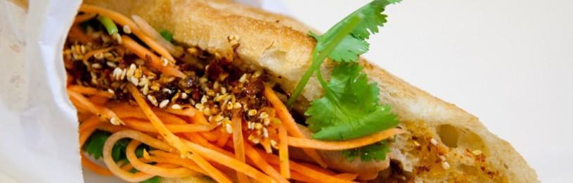 Le Banh Mi un sandwich