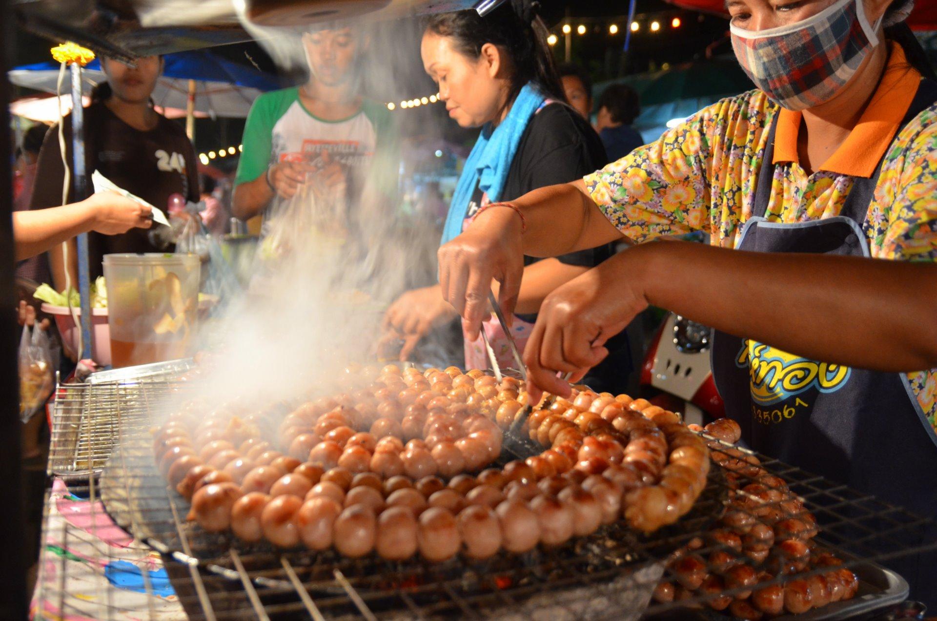 STREET FOOD THAILANDE