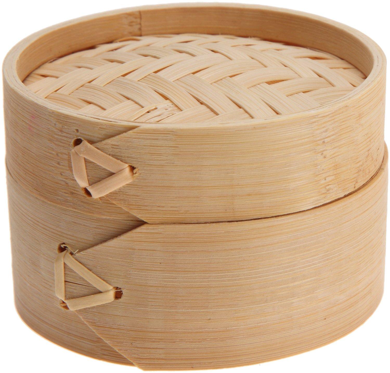 paniers vapeurs bambou